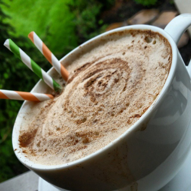 Homemade Pumpkin Spice Latte – Hot or Cold