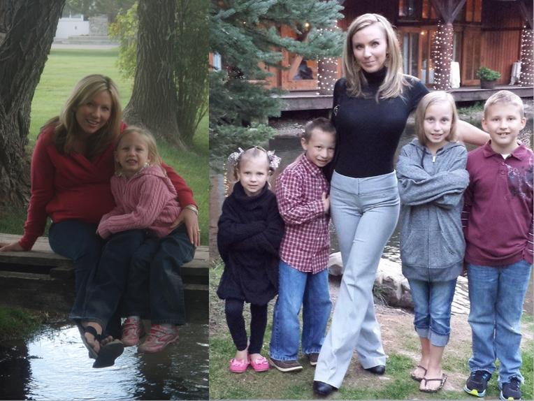 Rachel Maser Transformation picture