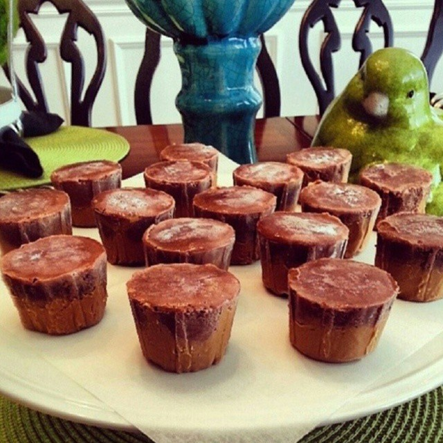 Homemade Raw Peanut Butter Cups Recipe Clean Food