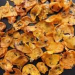 Italian Sweet Potato Chips Recieipe