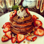 Ultimate Chocolate Clean Protein Pancakes Recipe