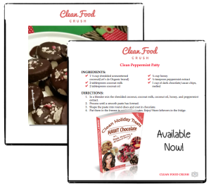 cleanfoodcrush cookbook hawt chocolate preview peppermint patty recipe