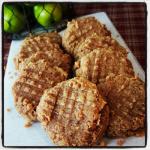 Clean Peanut Butter Cookies