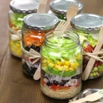 How to Build the PERFECT SALAD-IN-A-JAR