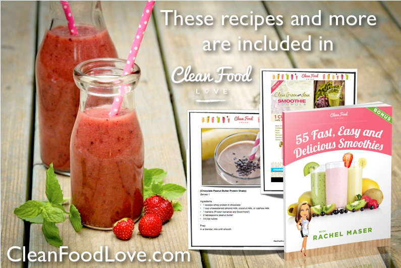 Fast Easy and Delicious Smoothies Clean Recipes
