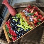 Clean, Gluten Free, Refined Sugar Free  SIMPLE RASPBERRY VINAIGRETTE