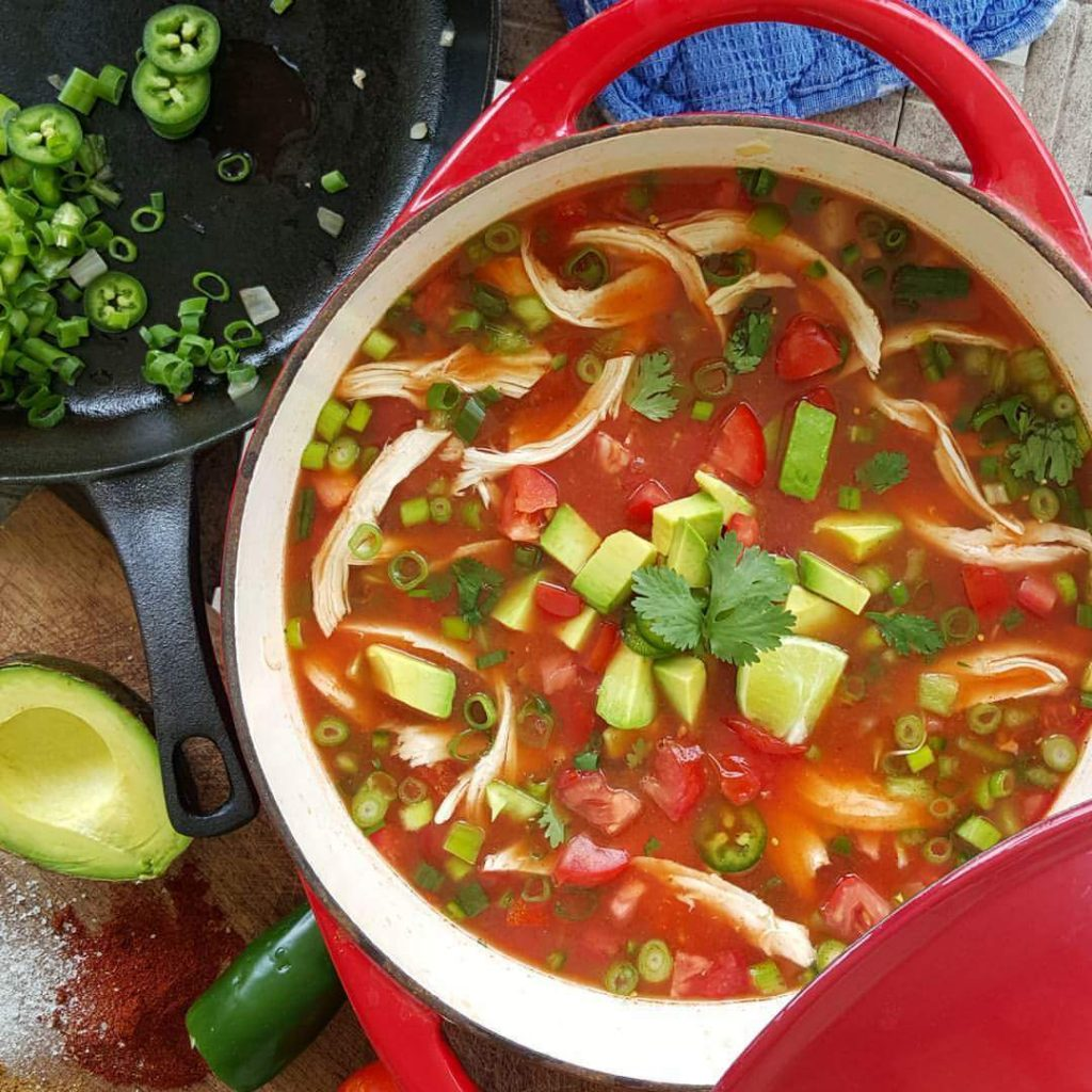 Whole Foods Tortilla Soup With Chicken Recipe