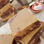 Clean Chocolate Nut Swirl Bars Recipes http://cleanfoodcrush.com/chocolate-nut-swirl-bars/