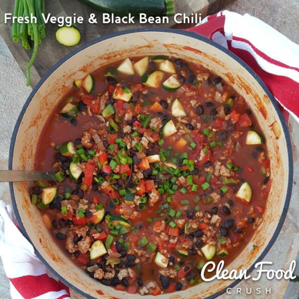 black bean chili vegetarian black bean chili beef and black bean chili ...