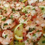 Baked Lemon Parsley Shrimp  http://cleanfoodcrush.com/baked-lemon-parsley-shrimp/