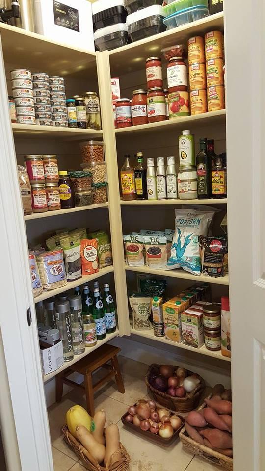 Clean Eating Pantry Prep http://cleanfoodcrush.com/clean-eating-pantry/