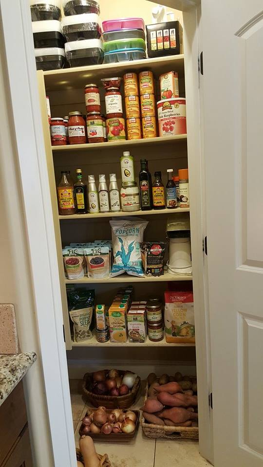 Pantry for Clean Eating http://cleanfoodcrush.com/clean-eating-pantry/