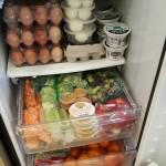 Refrigerator Snack Drawer Prep