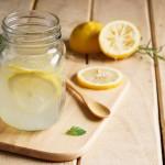 5 Benefits of Drinking Lemon Water -  http://cleanfoodcrush.com/lemon-water-benefits