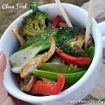Veggie-Packed stir fry http://cleanfoodcrush.com/veggie-packed-stir-fry