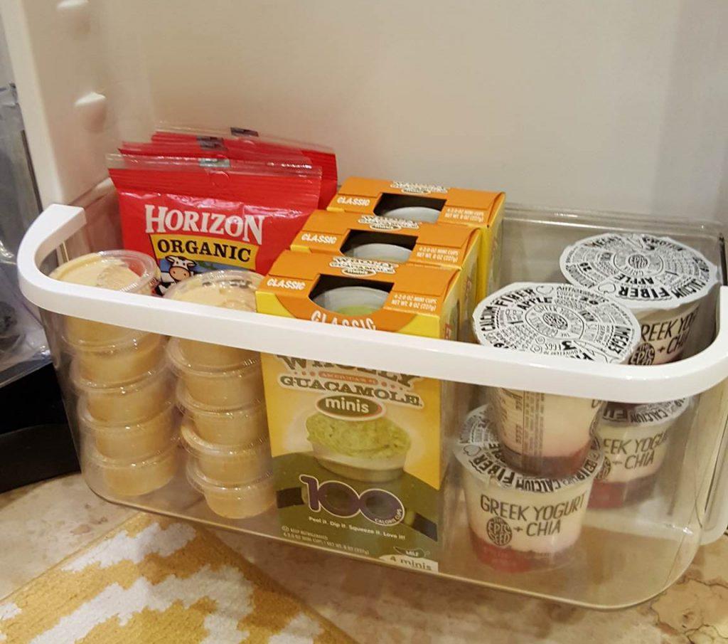 Kid's Snacks fridge prep http://cleanfoodcrush.com/kids-snack-prep/