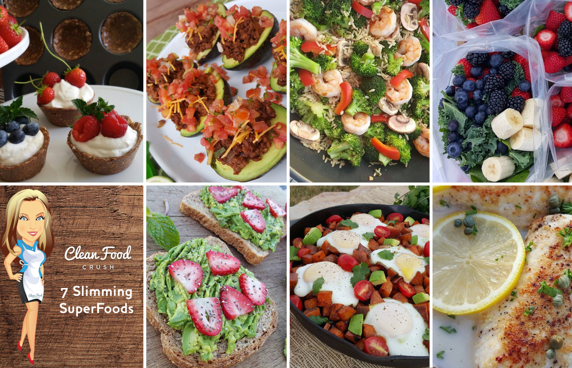 7 slimming super foods