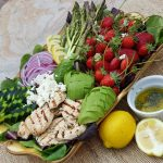 Clean Eating California Cobb Salad  http://cleanfoodcrush.com/cali-cobb-salad/