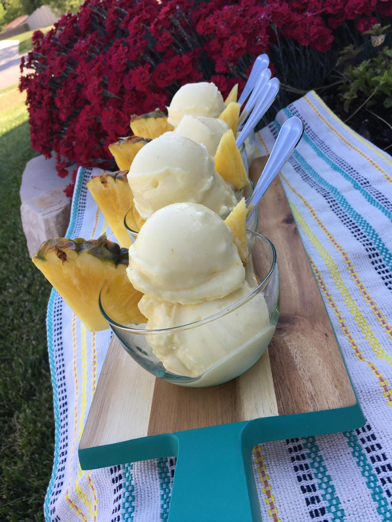 Pineapple Whip Recipe