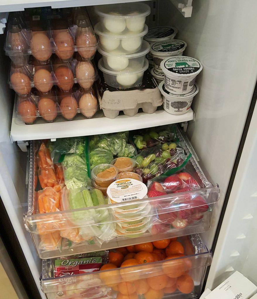 Refrigerator-Snack-Drawer-Prep
