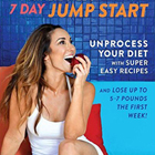 Natalie Jill's 7-Day Jump Start: Unprocess Your Diet with Super Easy Recipes—Lose Up to 5-7 Pounds the First Week!: Natalie Jill: 9780738219127: Amazon.com: Books