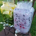 Ice-cold Summer Drink Ideas http://cleanfoodcrush.com/summer-drinks/