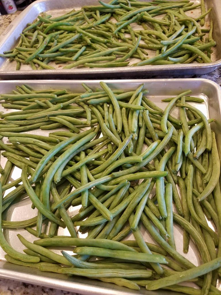 roasted-green-beans