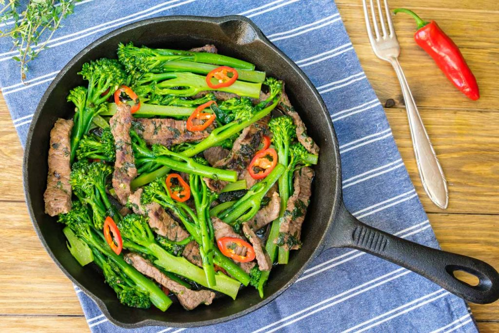 coriander-chilli-beef-broccoli-stir-fry-cleanfoodcrush