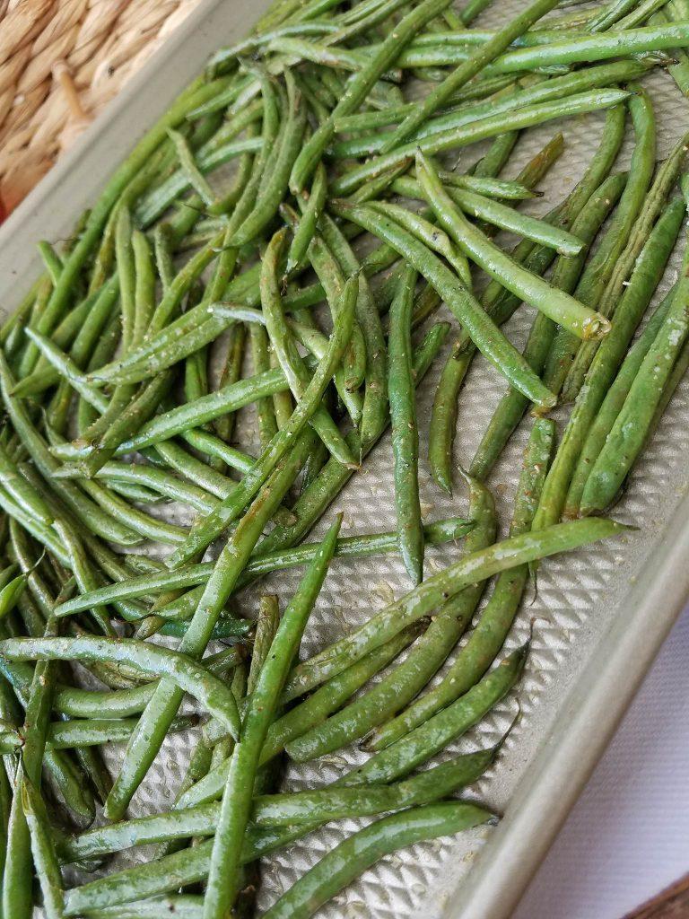 honey-dijon-roasted-green-beans-clean-eating