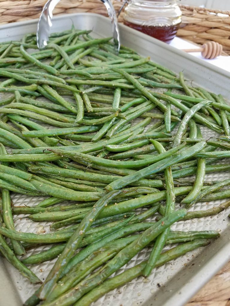 roasted-honey-dijon-roasted-green-beans