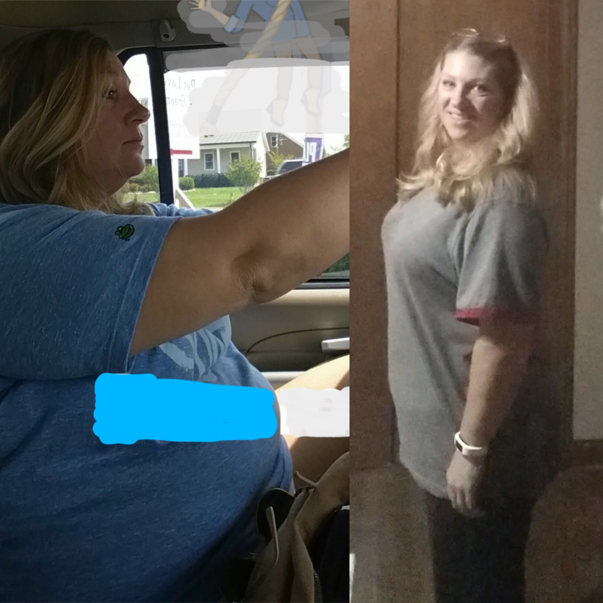 Cristy Lost Weight Eating Clean for 30 Days