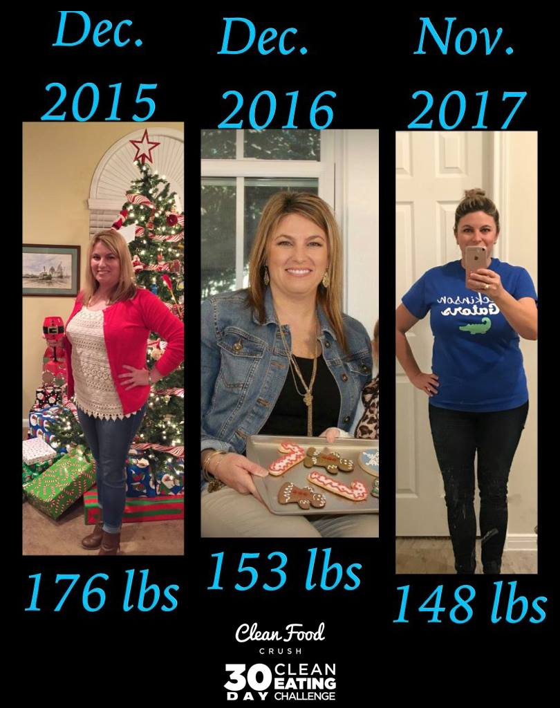 Saras CleanFoodCrush Clean Eating Journey