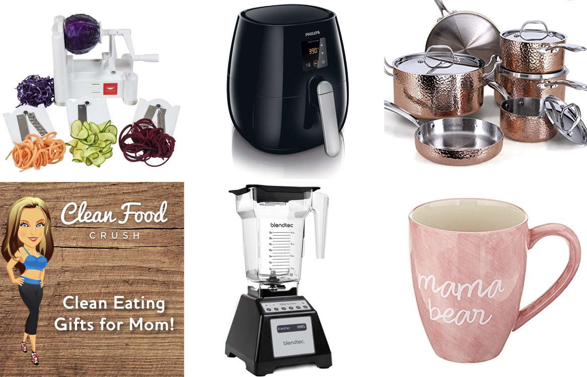 clean eating gifts for mom