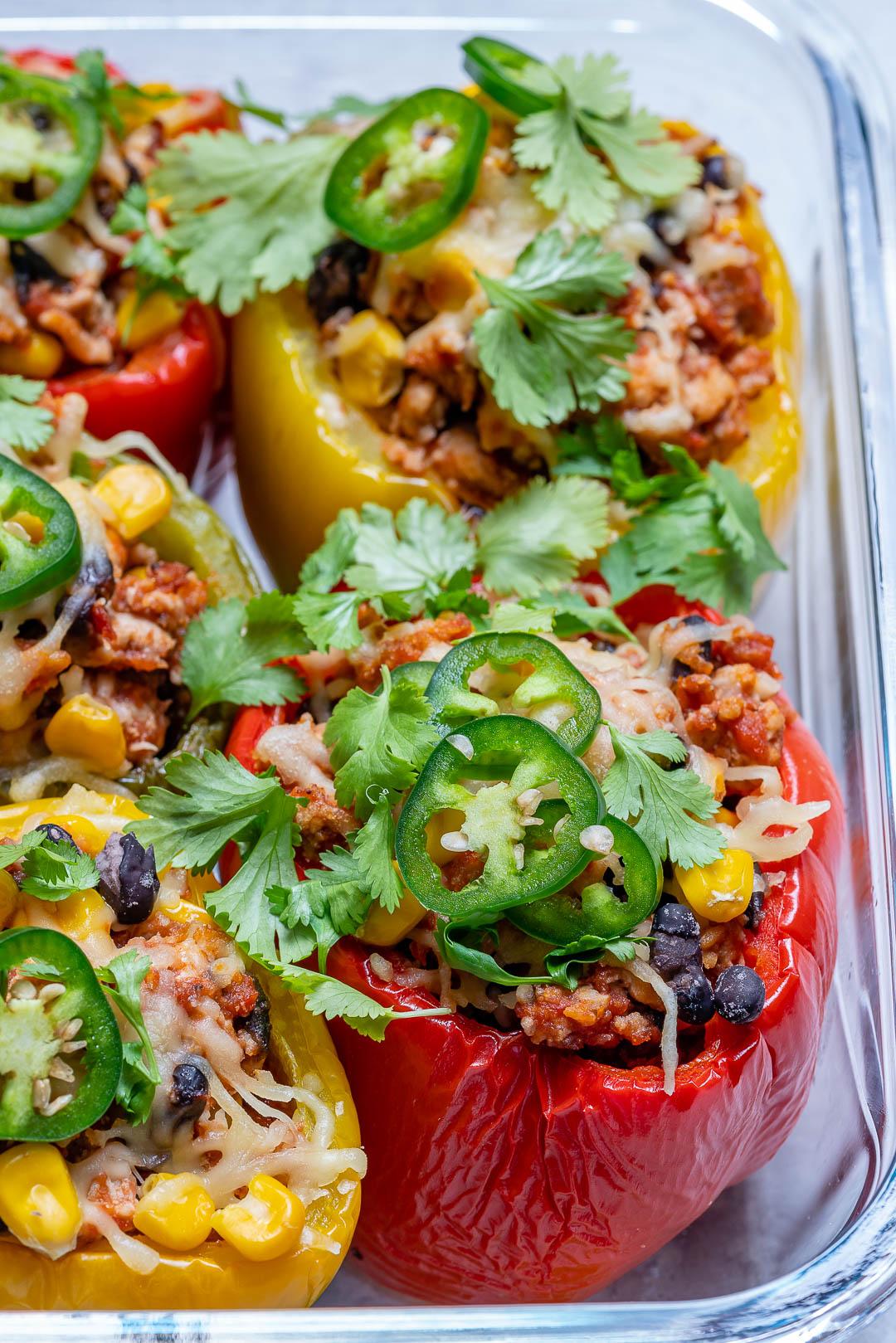 Stuffed Burrito Simple Food Prep Recipes