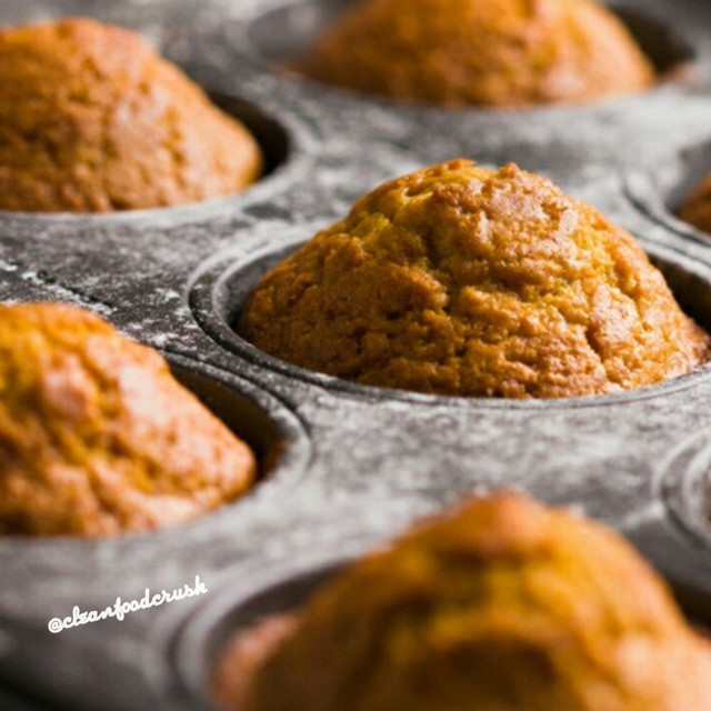 Grain-Free Pumpkin Muffins – All Natural & Delicious Recipe