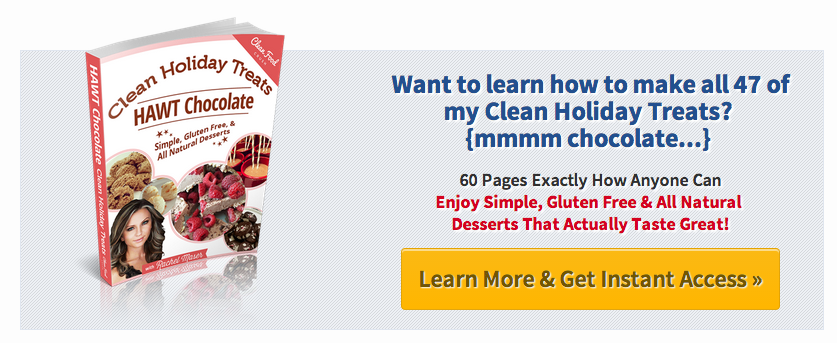 learn more about hawt chocolate clean dessert book