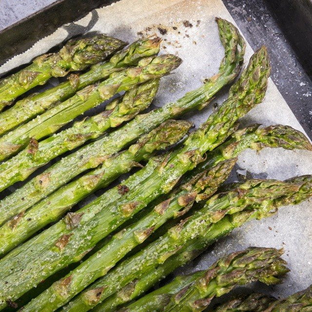 How to Roast Asparagus Perfectly