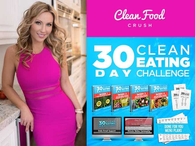 Clean Food Crush banner