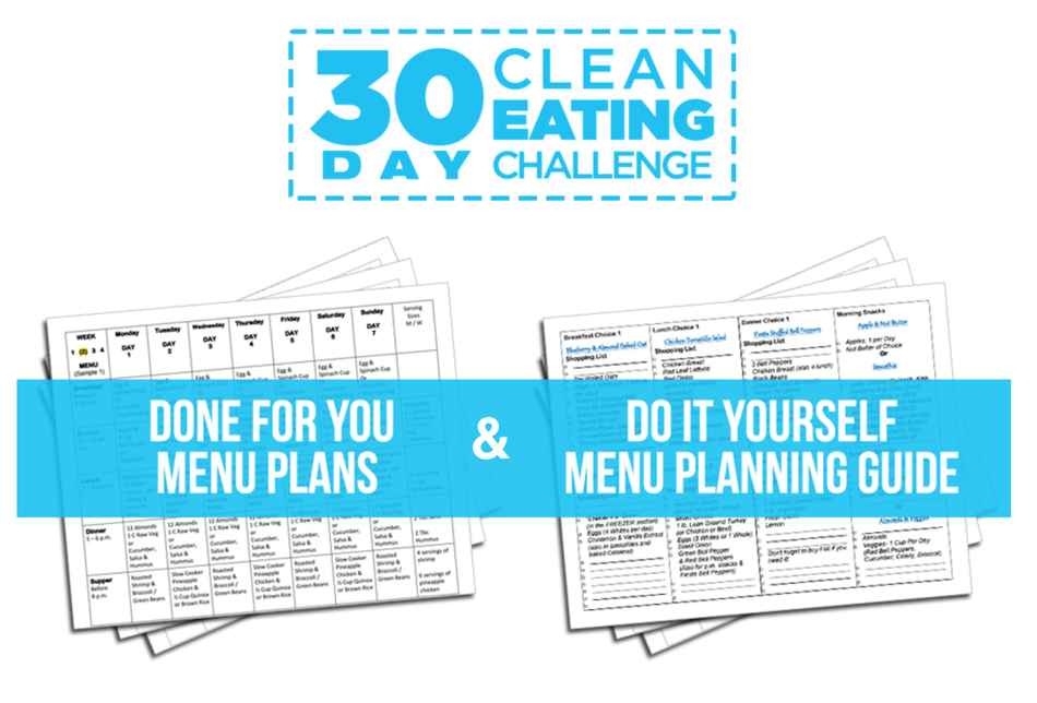 Clean Eating Meal Plan Guide