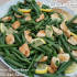 Lemon Green Bean Chicken Skillet Recipe https://cleanfoodcrush.com/lemon-green-bean-chicken-skillet