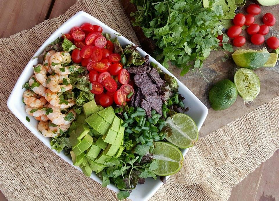 Honey-Lime Shrimp Bowls Clean Eating Recipe cleanfoodcrush.com/honey-lime-shrimp/