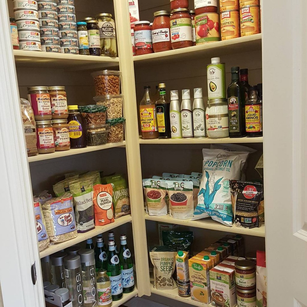 Clean Eating Pantry CleanFoodCrush https://cleanfoodcrush.com/clean-eating-pantry/
