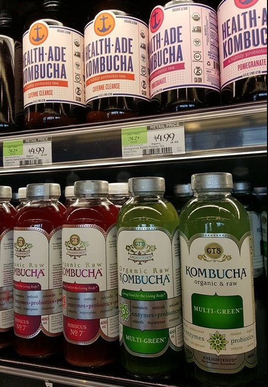 Kombucha All Natural Detox