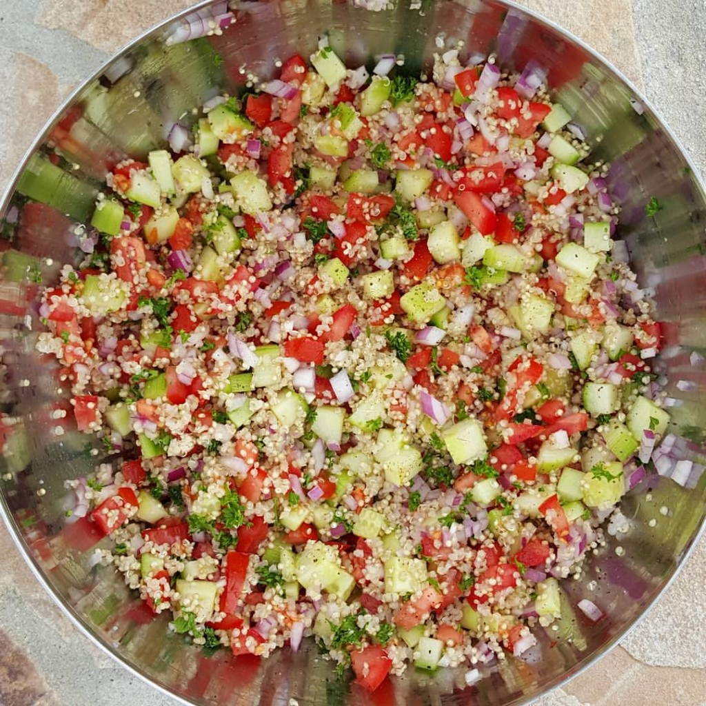 Quinoa Tabouli For Meal Prep Clean Food Crush,Pork Loin Country Style Ribs Boneless