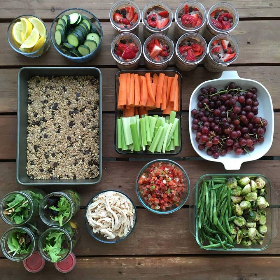 Mid-Week Meal Prep