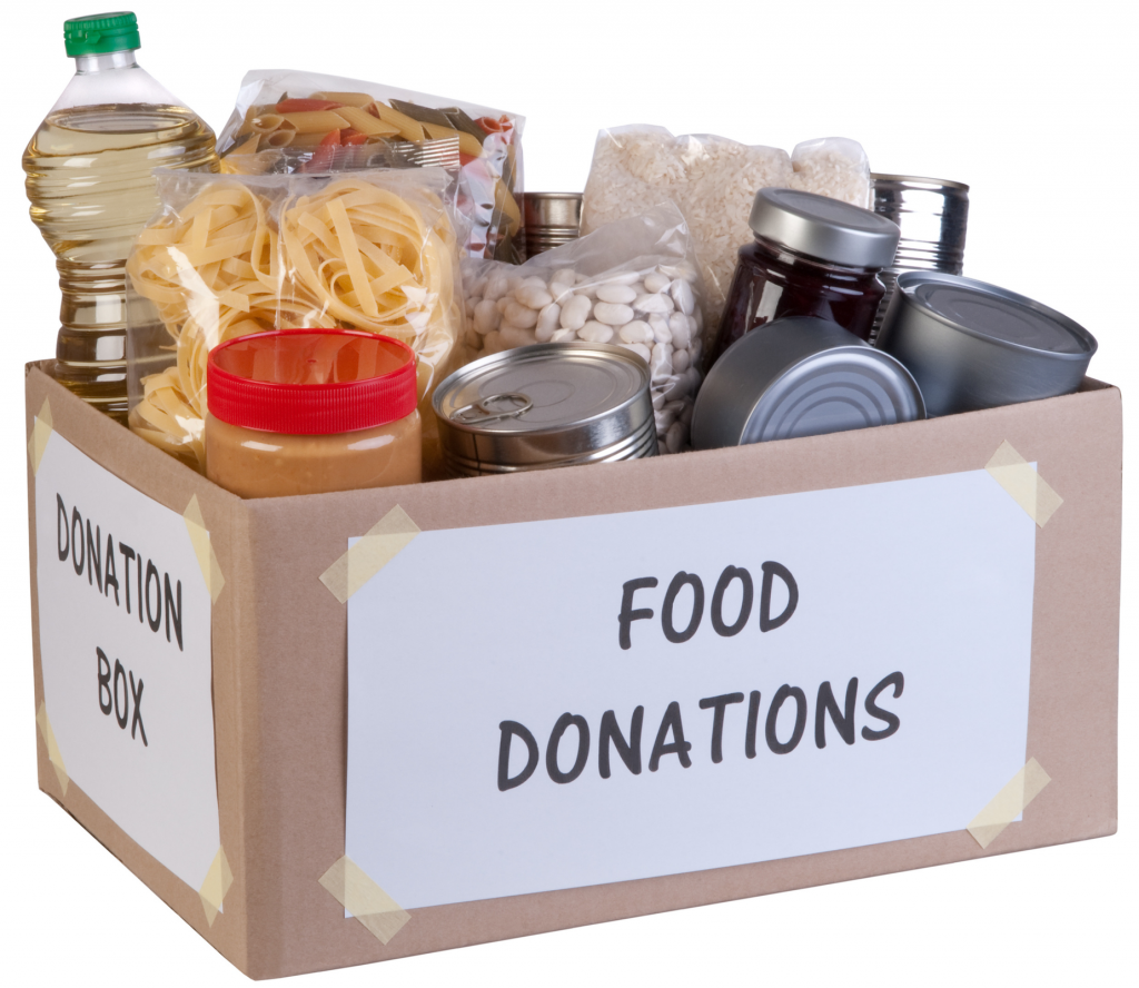 Donate Unwanted Foods