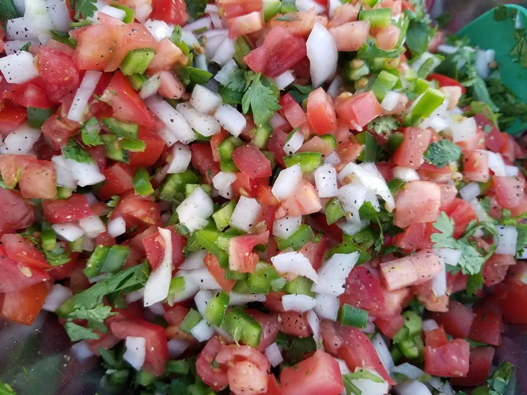 Pico De Gallo https://cleanfoodcrush.com/pico