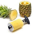 Amazon.com: Statko® Stainless Steel Pineapple Slicer, Peeler and Corer (See Notice Below): Kitchen & Dining