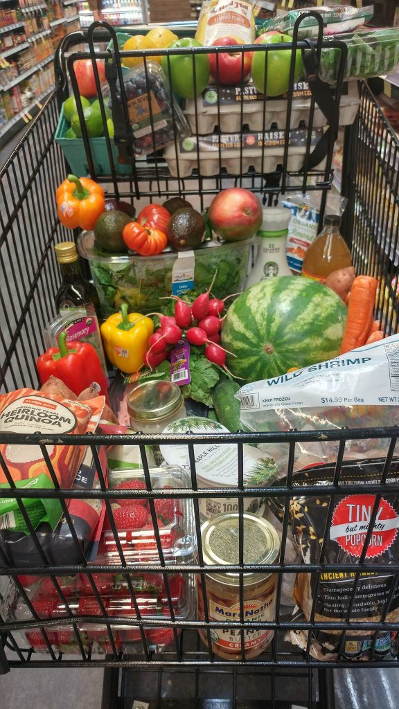 Clean Eating Grocery Shopping https://cleanfoodcrush.com/shopping-list/
