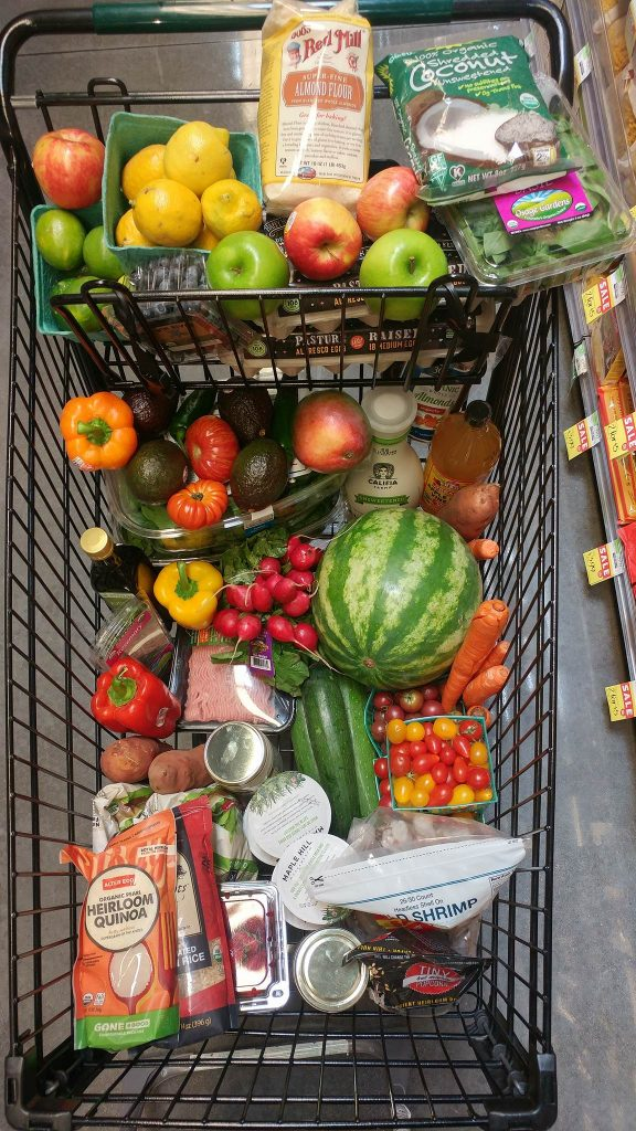 How to Simplify Grocery Shopping https://cleanfoodcrush.com/shopping-list/